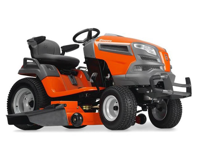 New Husqvarna Riding Mowers