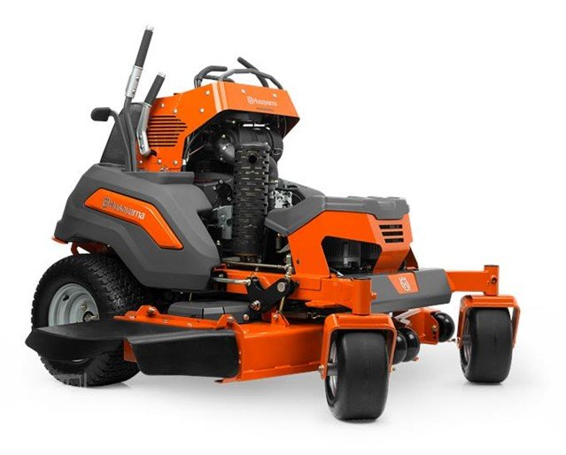 New Husqvarna Stand On Mowers