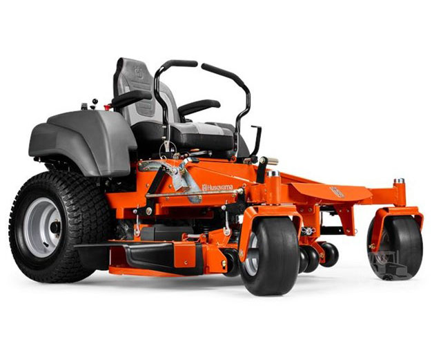 New Husqvarna Zero Turn Mowers