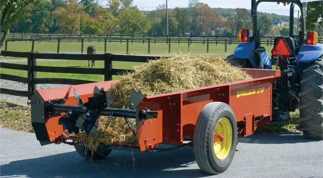 Pequea Manure Equipment