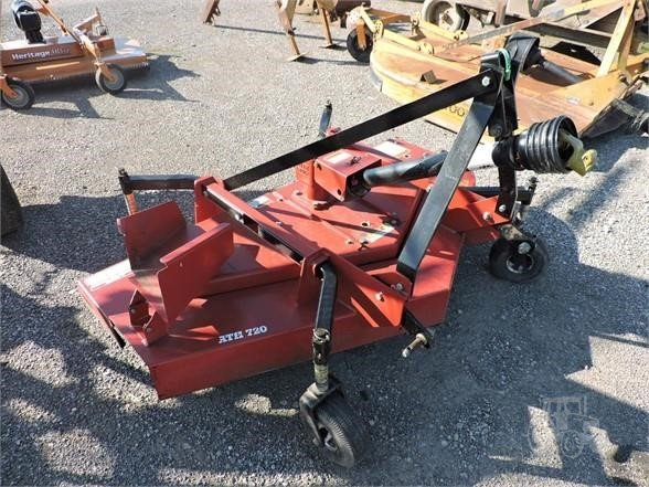 Used Finish Mowers