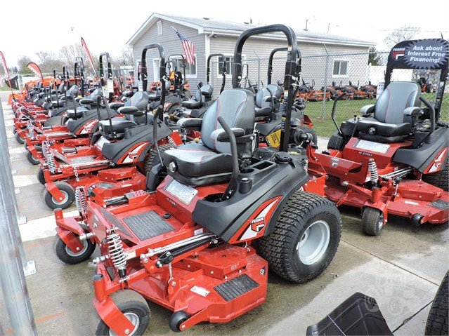 Used Outdoor Power Equipment