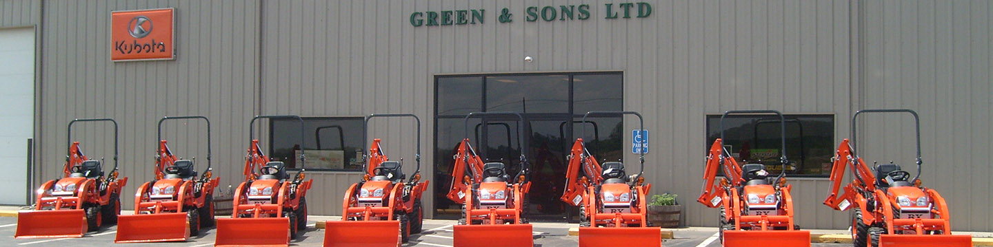 Green and Sons Farm & Lawn Equipment